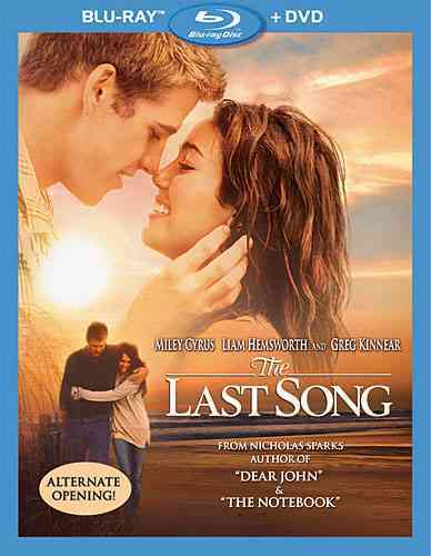 LAST SONG BY CYRUS,MILEY (Blu-Ray)